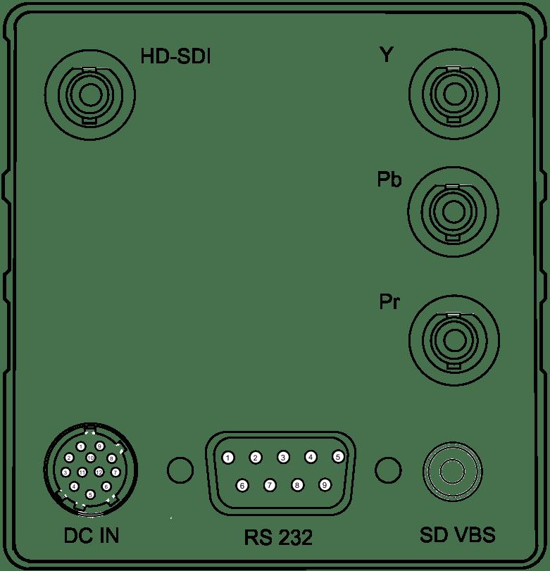 2.5x-105x HD 1080p Auto- Focus Digital Microscope
