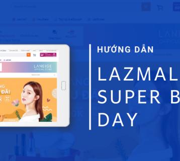 Lazada super brand day