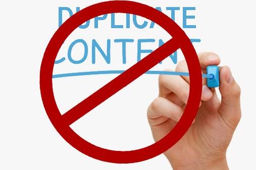 Nội dung trùng lặp ảnh hưởng đến kết quả SEO website thương mại điện tử