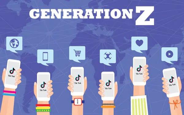 Gen Z là đối tượng người dùng cao nhất trên TikTok