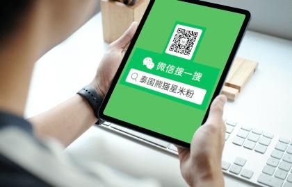 WeChat Verification: Panda Star's Makes 1st Step in Expanding Online Presence | Digital 38