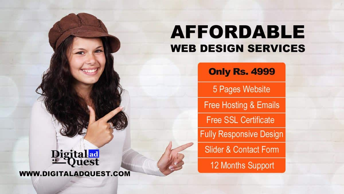 Cheap Web Design Services