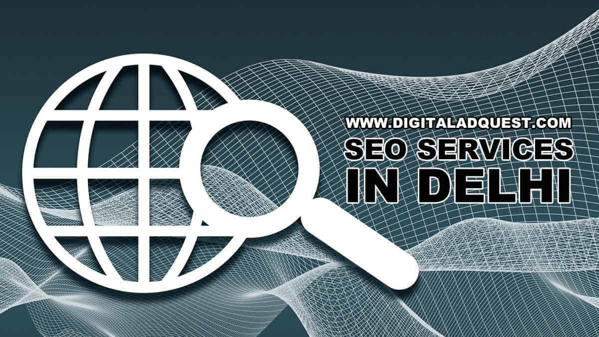 SEO Services in Delhi, SEO Company In Delhi