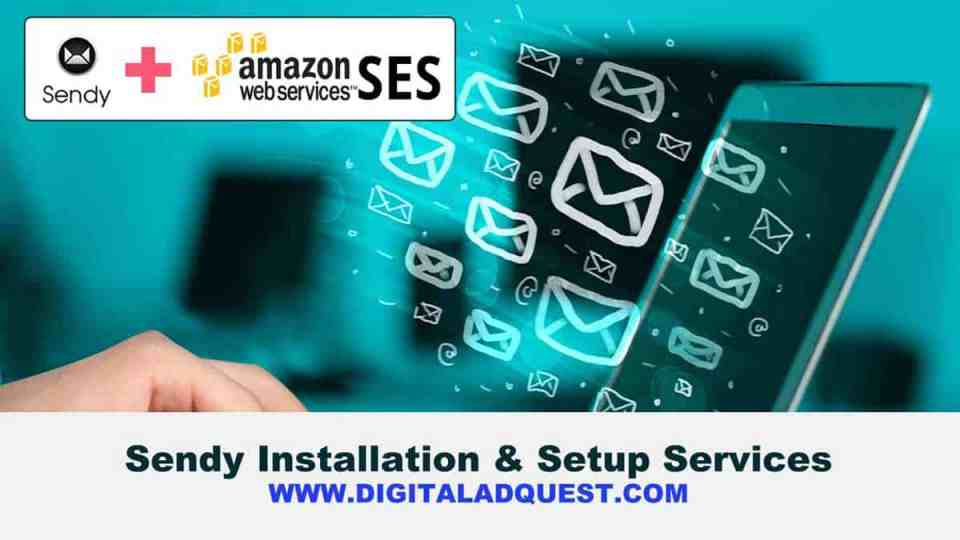 Sendy Installation & Setup Services