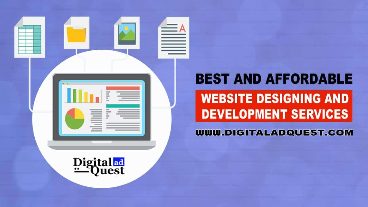 Web Design & Development Packages In Delhi India