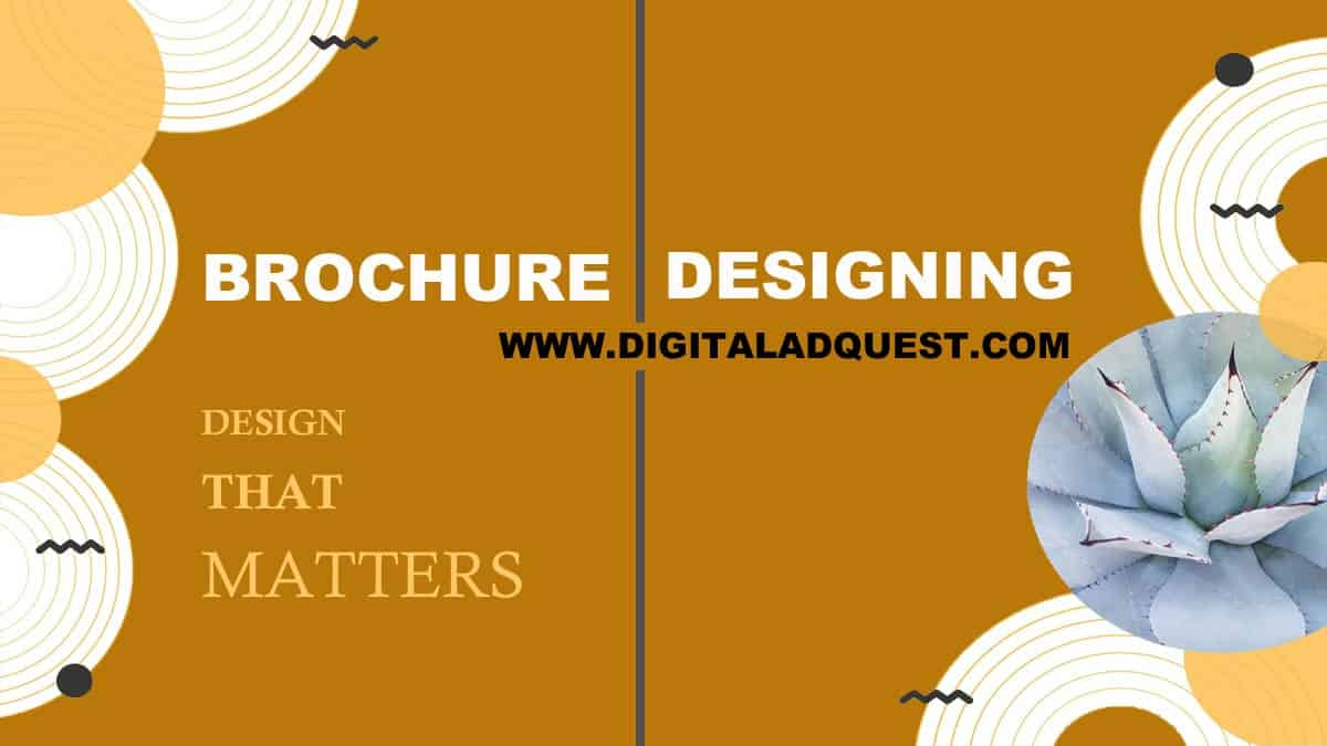 Brochure Designing Services In Delhi, India
