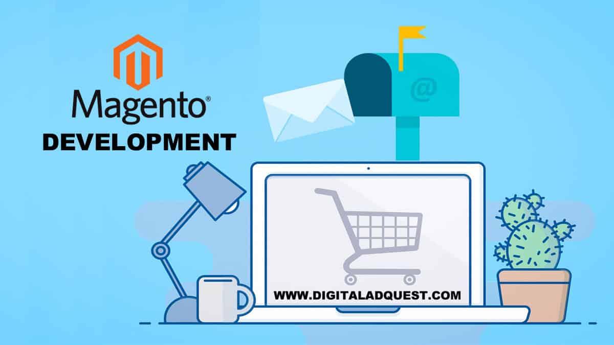 Magento Website Development in Delhi, India
