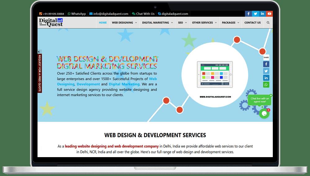 WordPress Website Demo 1