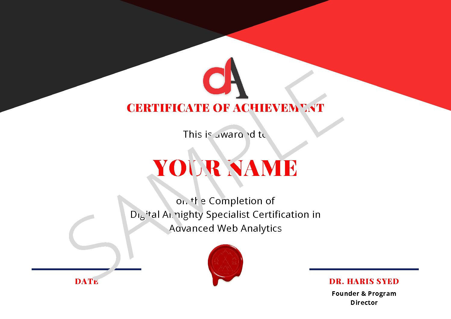 Even if you're past y. Advanced Google Data Web Analytics Certification Course ...