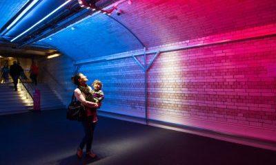 'Walk the Light' by Cinimod Studio