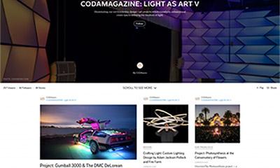 Check out DA in CODAmagazine!