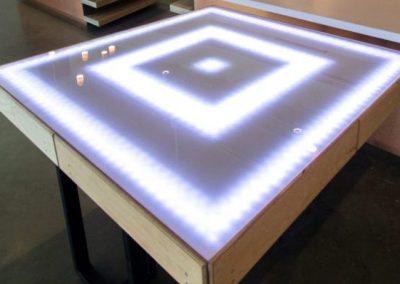 Deviant Art Tables