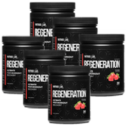 Nutrigo Lab Regeneration 6 Jars