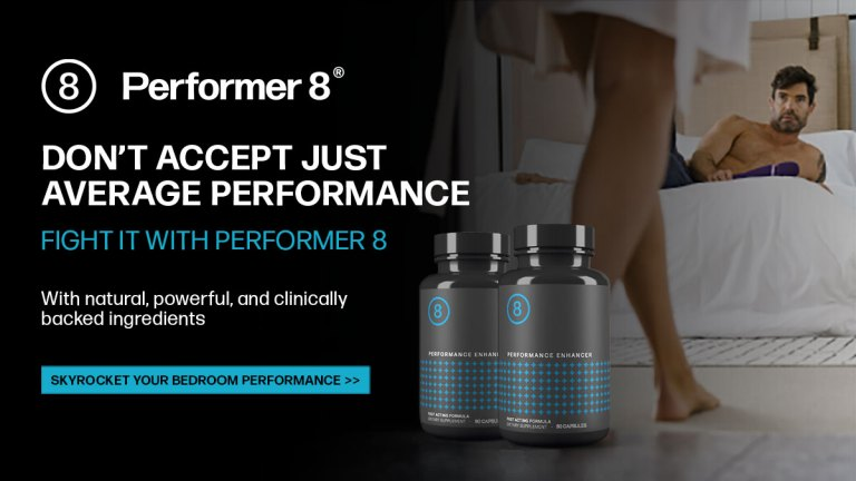 Performer 8 #1 Rated Sex Pill for Men