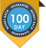 100 Day Money Back Guarantee
