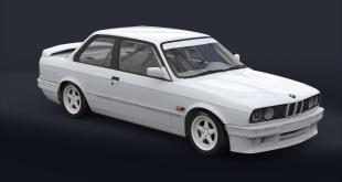 BMW 320is Cup surprise project., Digital Apex Modding