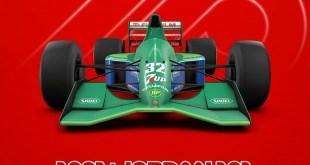 1991 Jordan F1 Car