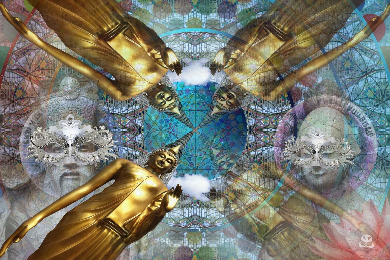 Digital Art Amsterdam - CONSCIOUS CIRCLES