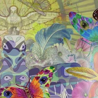 Detail of SOUL SPIRIT