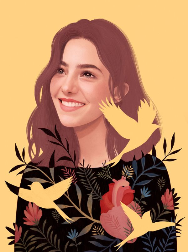 2018' -and-coming Illustrators - Features