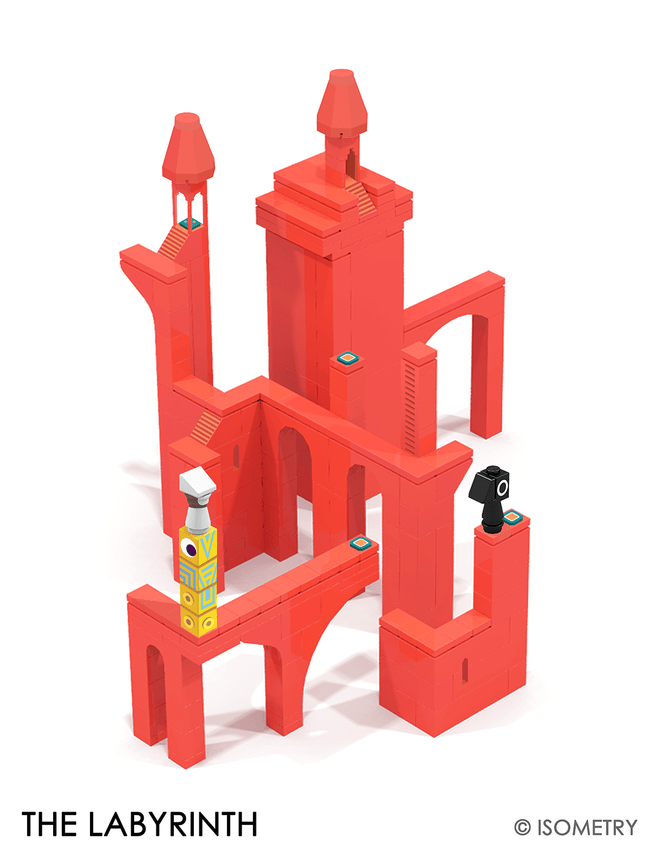 this monument valley themed