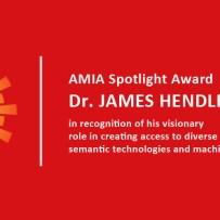 AMIA Spotlight Award