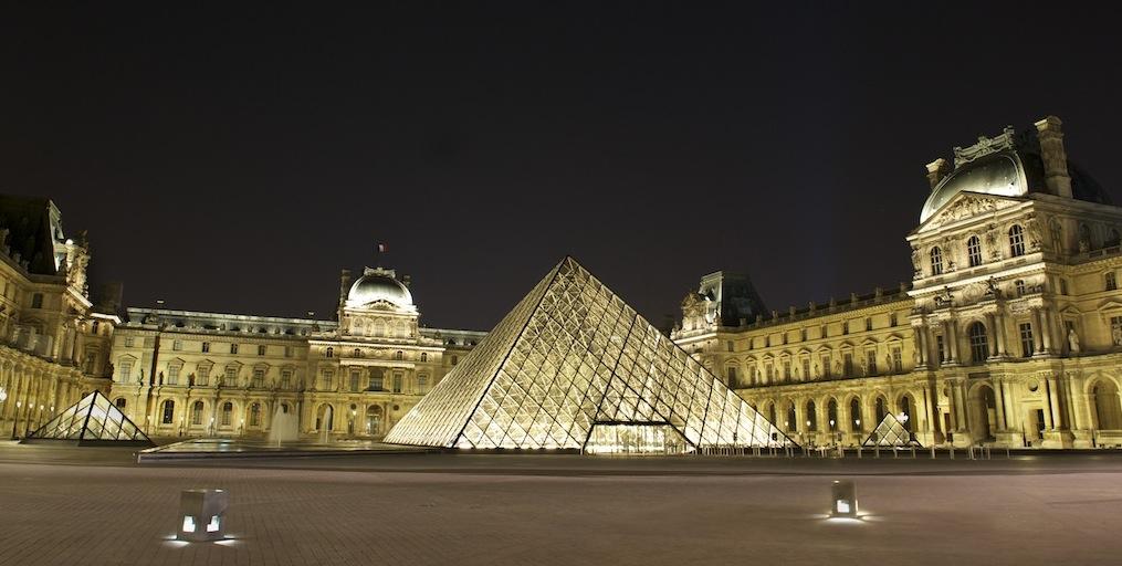 La Mona Lisa se ilumina en el Louvre con tecnologa Led de