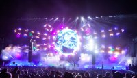 El festival de msica electrnica Nocturnal Wonderland