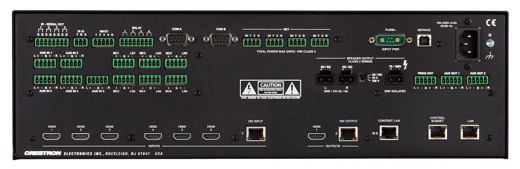 Screen Mixer Touch Audio