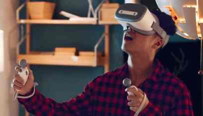 Apple's Virtual Reality patent could solve the VR headset