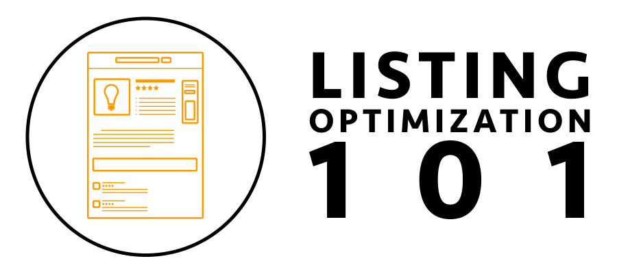 Listing Optimization 101