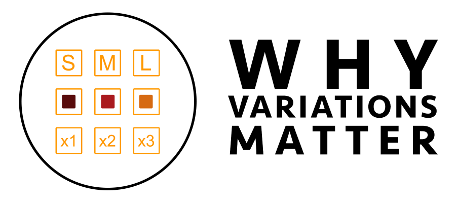 Product Variations: Why They Matter