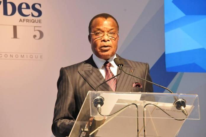 Denis Sassou Nguesso :