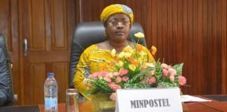 Cameroun : Minette Libom Li Likeng donne 60 jours aux opérateurs privés du secteur postal pour se mettre en règle