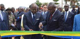 Le Gabon et le Congo Brazza célèbrent leur interconnexion en fibre optique via le projet CAB