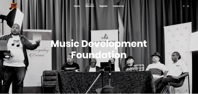 MDF et Maroo offrent des sites web gratuits en .africa aux musiciens africains