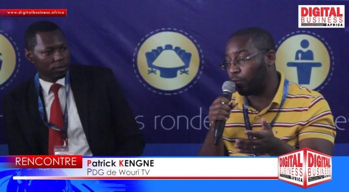 Patrick Kengne [Wouri TV] : « 20% de nos visiteurs mobiles sur YouTube viennent du Cameroun » [Vidéo]
