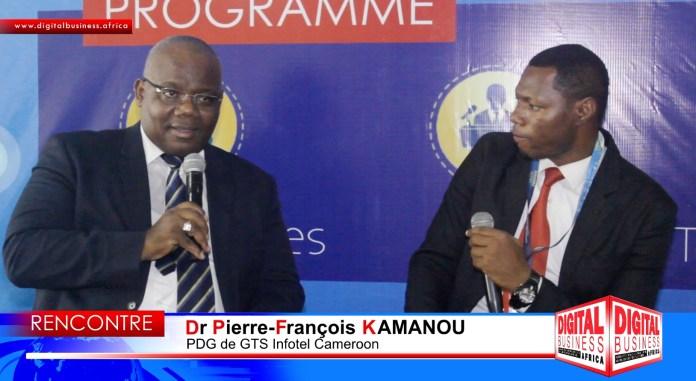 Pierre François Kamanou : « Mobinawa est prête à mettre sur le marché une offre innovante pour les entreprises » [Vidéo]