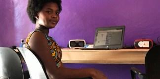 Larissa TOWANOU : « Hack Her_, ce programme d'émancipation de la femme dans numérique, est le fruit de frustrations accumulées »