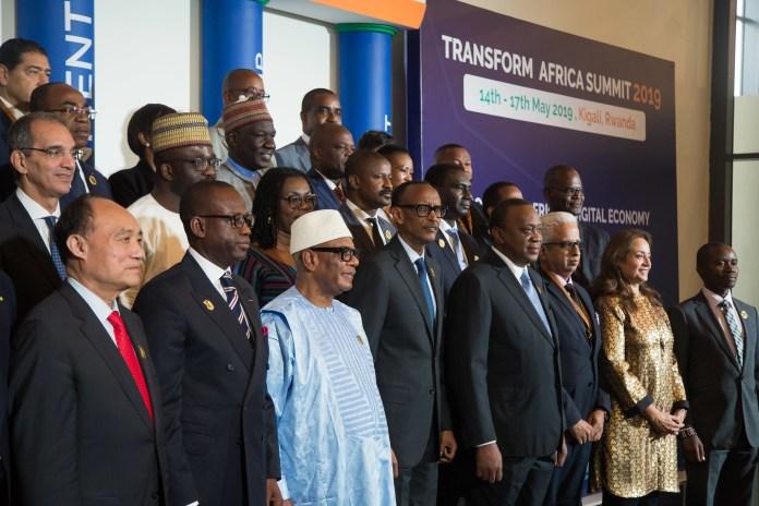 Cameroun : Alamine Ousmane Mey représentant personnel de Paul Biya au Transform Africa Summit 2019