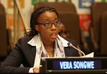 Vera Songwe de la CEA