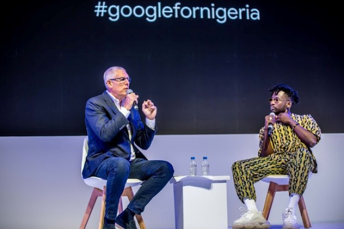 Google Maps, Google Go, Google Lens, Google Arts & Culture, discover what's new in six African countries