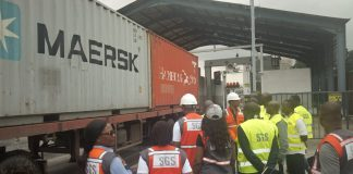 SGS at the Port of Douala