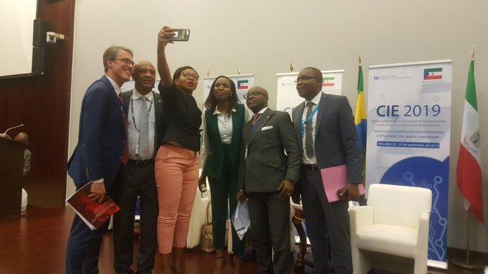 CEA Malabo 2019 Selfie