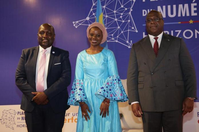 Dominique Migisha, Aïda Ndiaye, Félix Antoine Tshisékedi