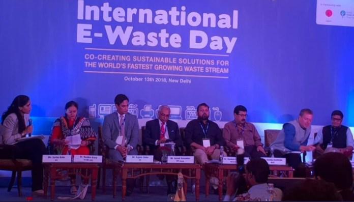 Journée internationale des déchets électroniques
