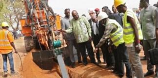 BURKINA FASO , Libération des techniciens qui travaillaient sur le projet Backbone national