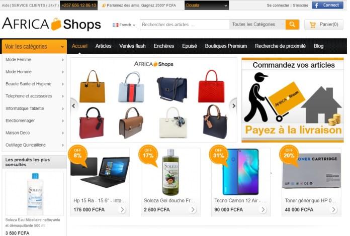 Africa Shops