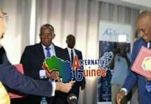 Le siège régional de l'Afrique de l'Ouest de la plateforme africaine du Commerce électronique A-eTrade sera installé en Guinée