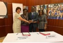 L'OIF et Smart Africa signent un accord de quatre ans pour développer de façon concertée le numérique en Afrique